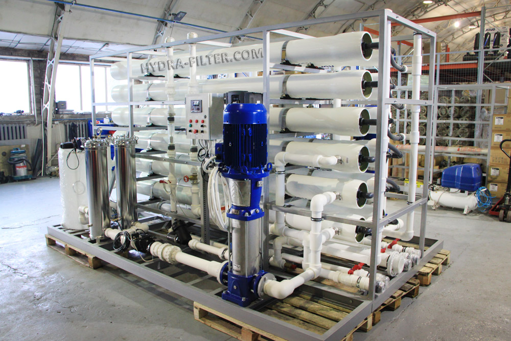 water treatment reverse osmosis